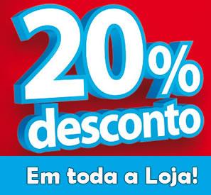 20%Desconto